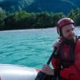 Im Raftingboot