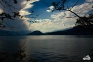 Ein Blick auf den Lago Maggiore