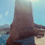 Genueser Wachturm auf Korsika