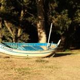 Boot auf Sand