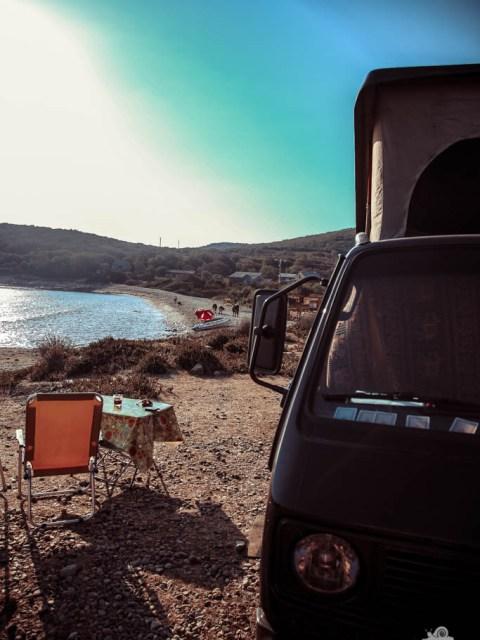 VW Bus Vanlife