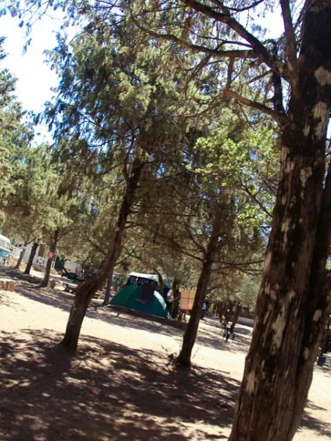 Campingplatz L'Alzelli Fango
