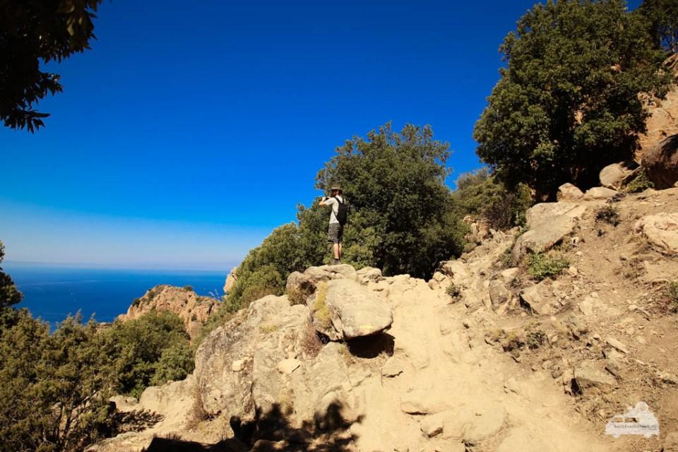 Hiking Corsica