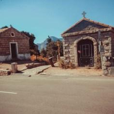 Friedhof von Evisa