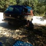 Panne VW T3 Korsika