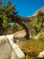 Die alte Brücke - Ponte Vecchiu