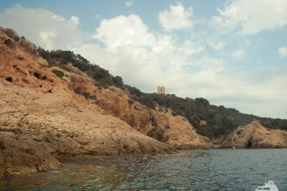 Seekajak Tour Korsika