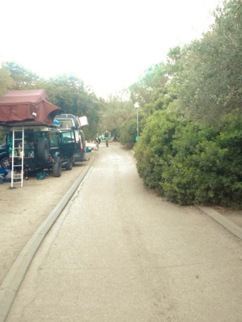 Campingplatz Plage D´Arone (2)