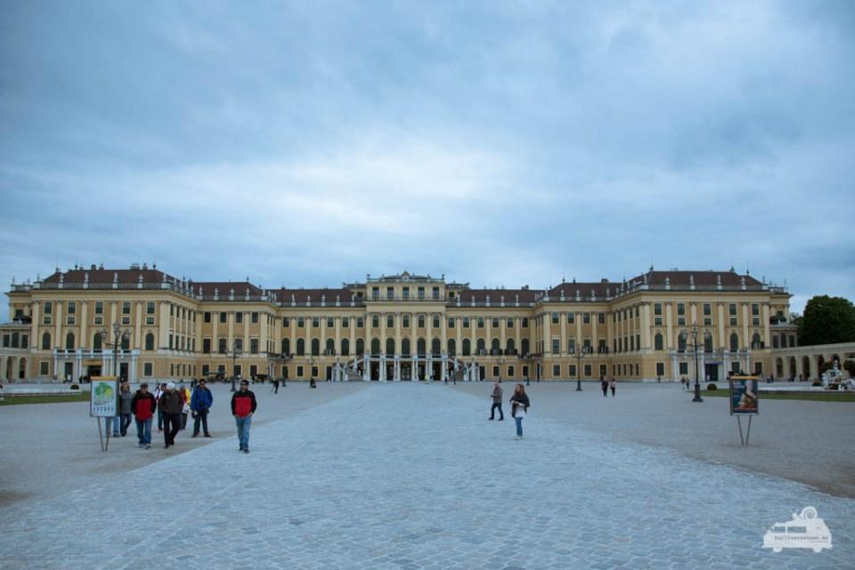Sissi Schloss Schönbrunn
