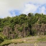 Basaltsäulen Badacscony