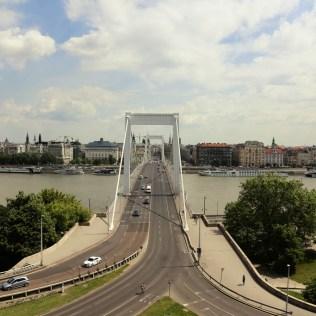 Blick auf die Freiheitsbrücke
