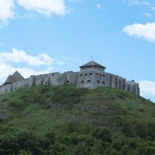 Burg auf dem Berg