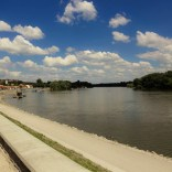 Das Donauufer von Szentendre