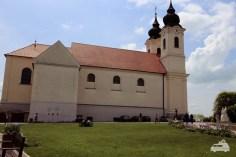 Die Abtei Tihany von 1055 n.Chr.