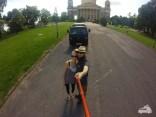 Selfietime vor der Kirche