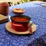 Original ungarische Gulaschsuppe