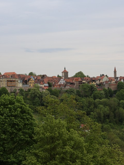 Skyline Rothenburg ob der Tauber