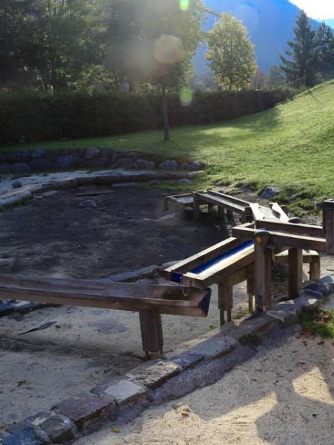 Spielplatz Grubhofcamping