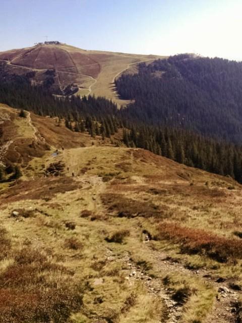 Gipfel des Maurenkogel