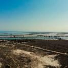 Drohnenfotos Deltebre, den Naturpark Ebro-Delta