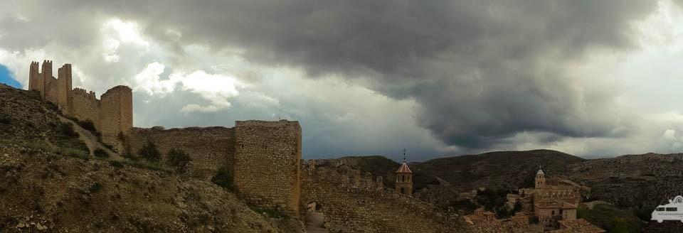 Albarracín Foto in Spanien