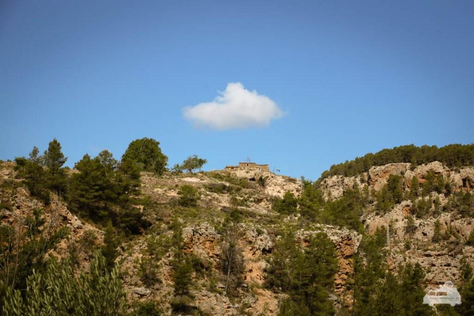 Alto Mijares-Tal Stellplatz