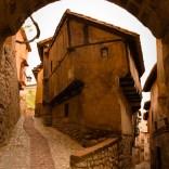 Albarracin Postkartenmotiv