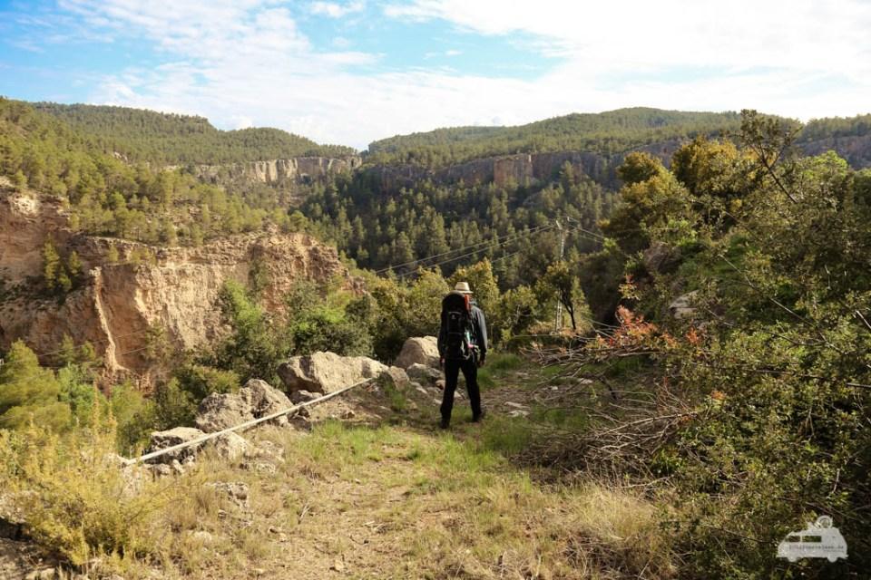 Region Alto Mijares Spain Hiking