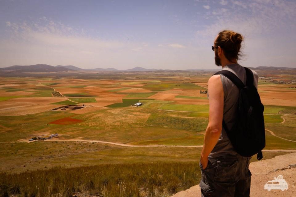 Blick auf Spanien