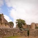 Das Castillo de Trujillo auf dem Berg von Trujillo