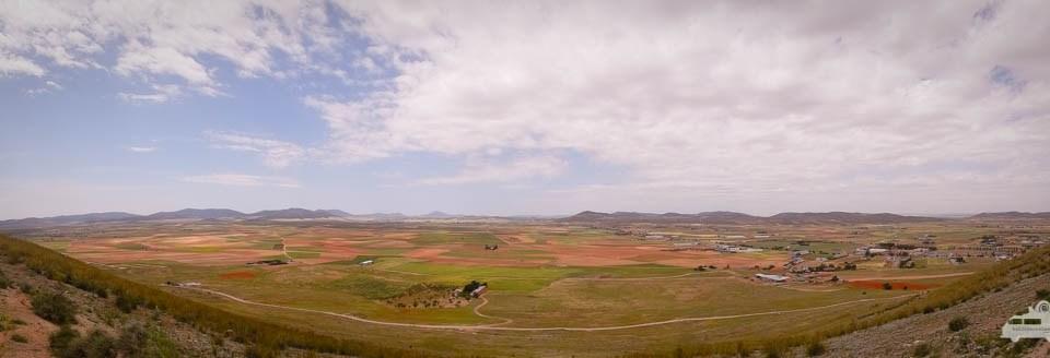 Panorama La Mancha