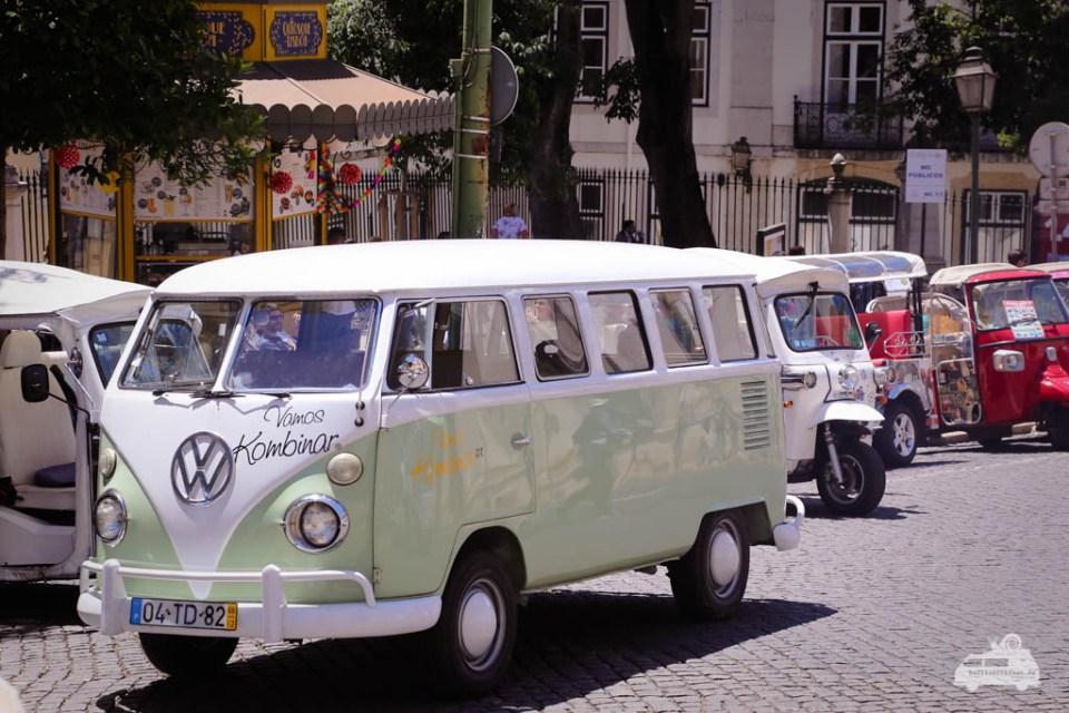 Stadtrundfahrt Lissabon mal anders