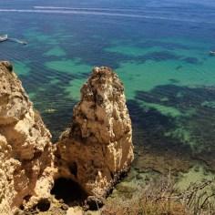 Kajaktour Ponta da Piedade (Lagos - Algarve - Portugal)