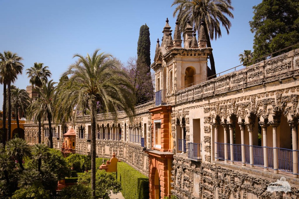 Königspalast Real Alcazar