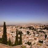 Granada Ausblick