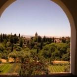 Alhambra Ausblick