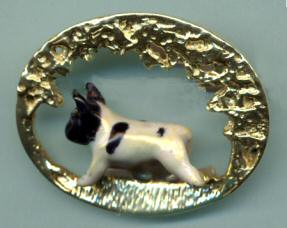 French Bulldog Jewelry