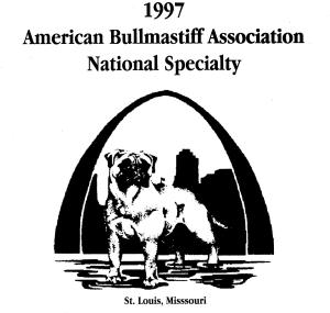 The National Specialty – The American Bullmastiff Association