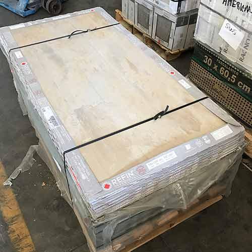 bullnose for large format tile american bullnose