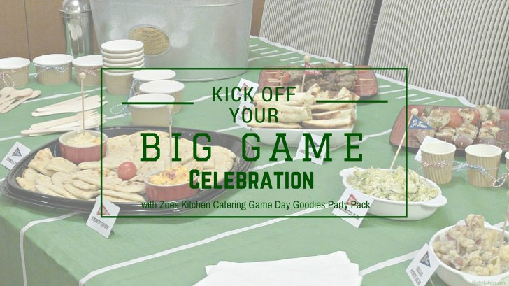 Game Day Home Gating Party Zoes Kitchen Catering Featured
