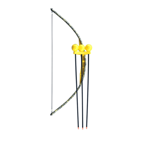 Bow-and-Arrow-for-Kids-Yellow