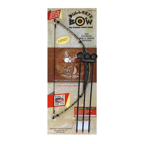Bullseye-Bow-Black
