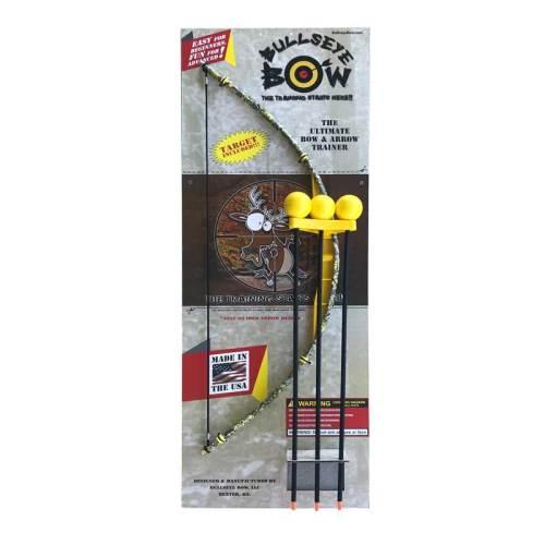 Bullseye-Bow-Yellow