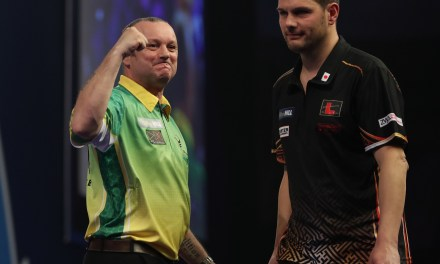PDC World Championship Day 12 Match Report – Alcinas VS Webster