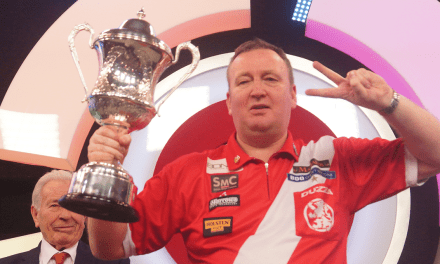 BDO Lakeside World Professional Darts Championships Finals Durrant VS McGeeney