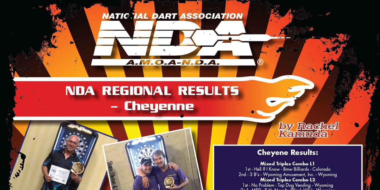 NDA Results | Bull's Eye News