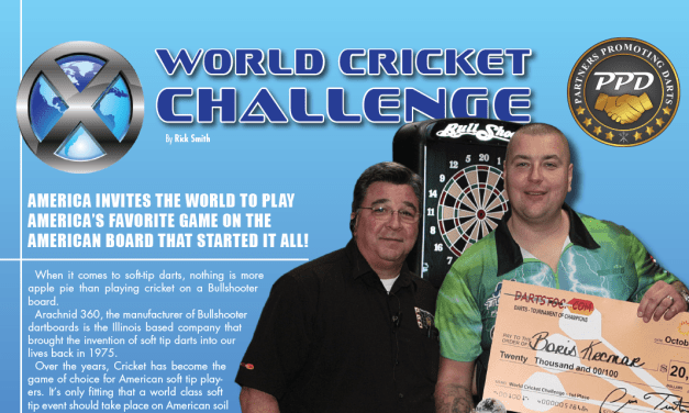 Inaugural World Cricket Challenge at the TOC