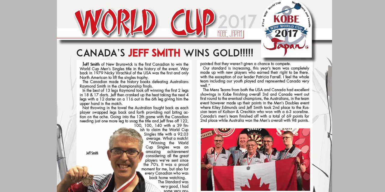 World Cup North America Report