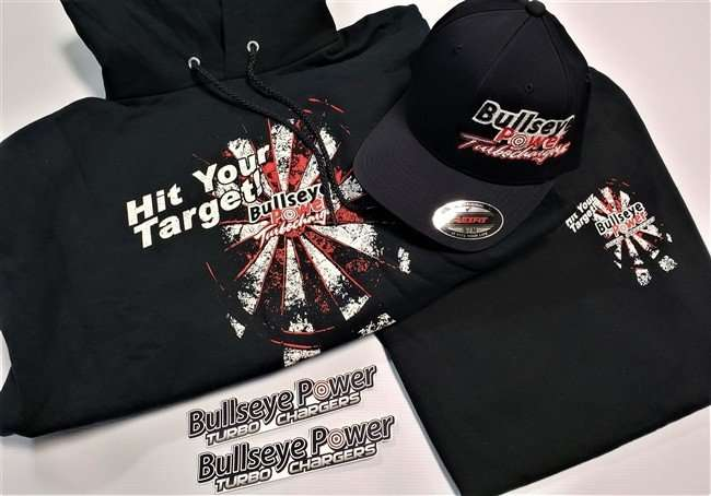 Bullseye Power Swag Pack