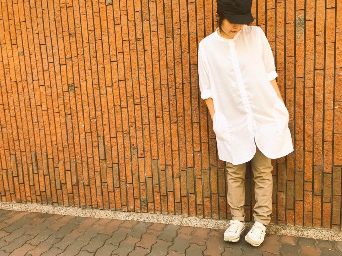 山でも街でも仕事でも履きたい!日本のアウトドア美脚パンツ▲KAO ショーラ―楽々サルエル美脚パンツ